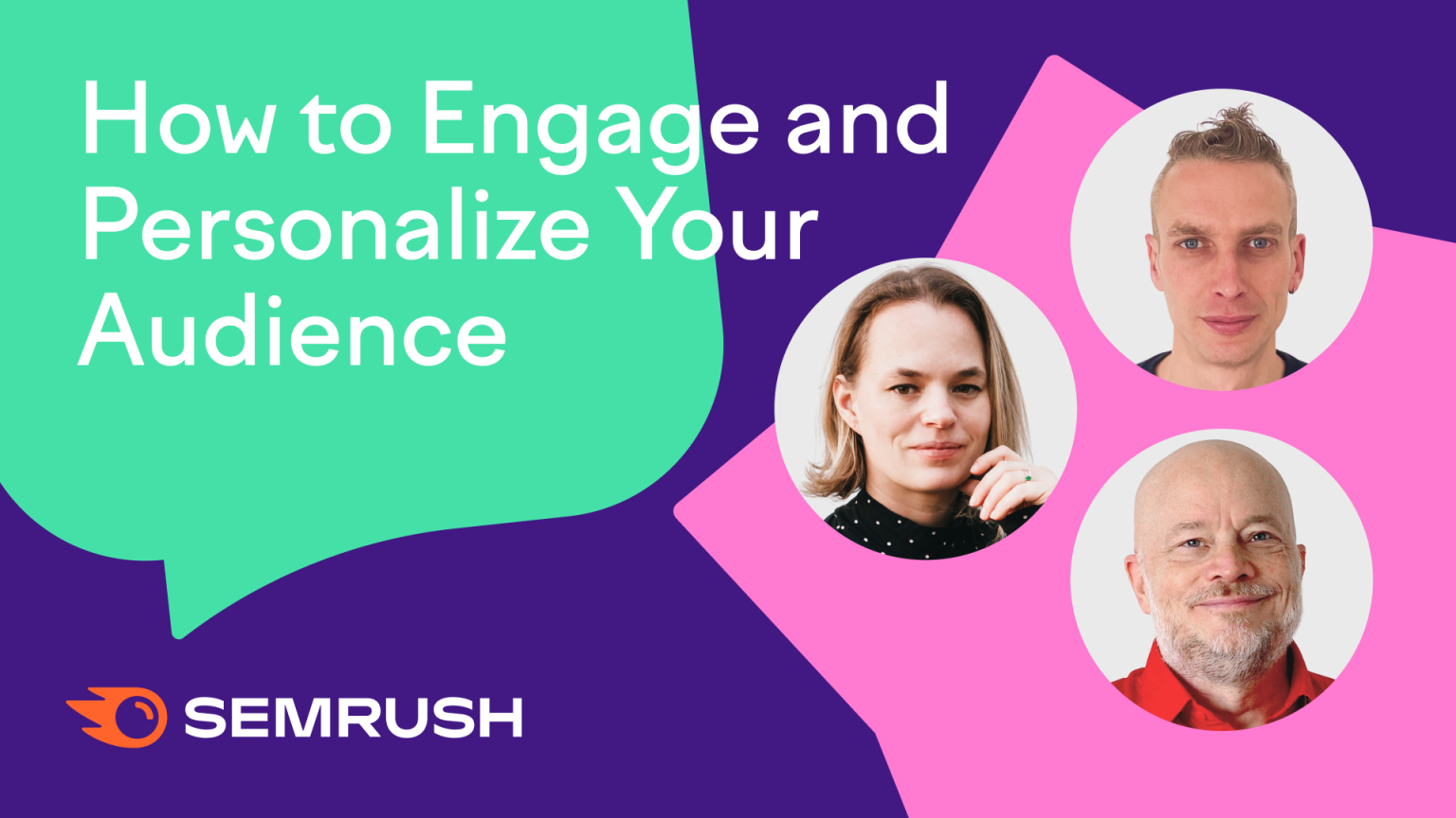 Digitalize Your Offer in a Time of Crisis: How to Engage and Personalise Your Audience: SEMrush Webinar Recap